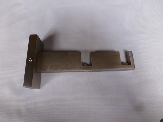 BA1221/1414ASN   SQUARE LINE DOUBLE SUPPORT   5''