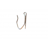 Z-09 1 3/8''  Pin Hook Comes in Bag of 1000